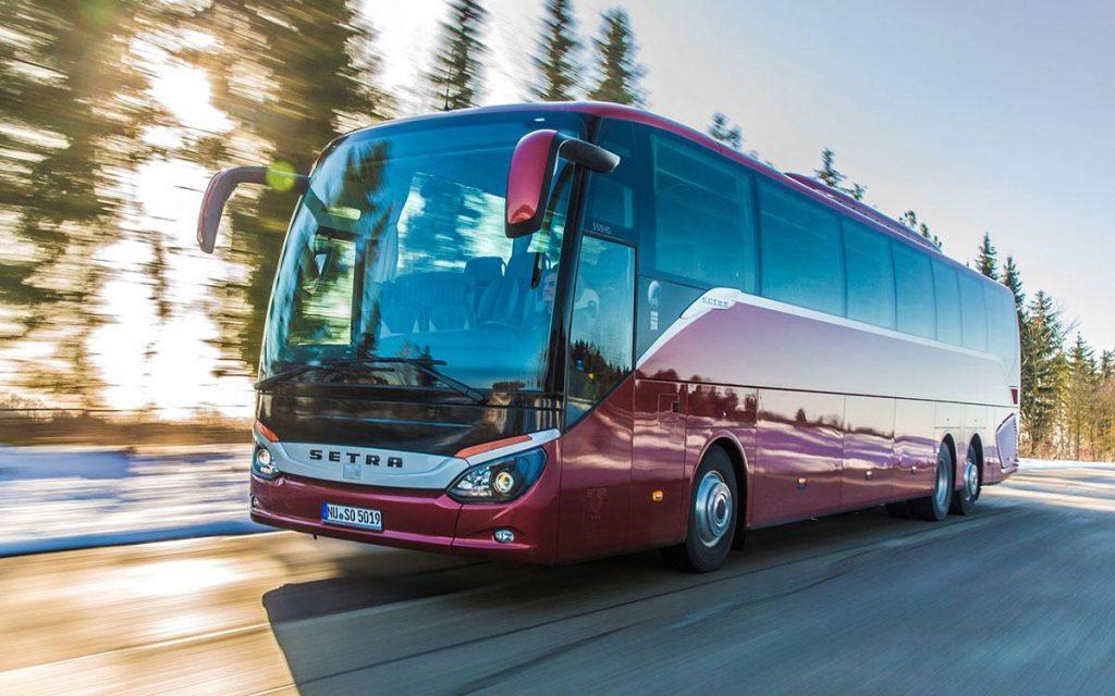 Как правильно арендовать автобус?