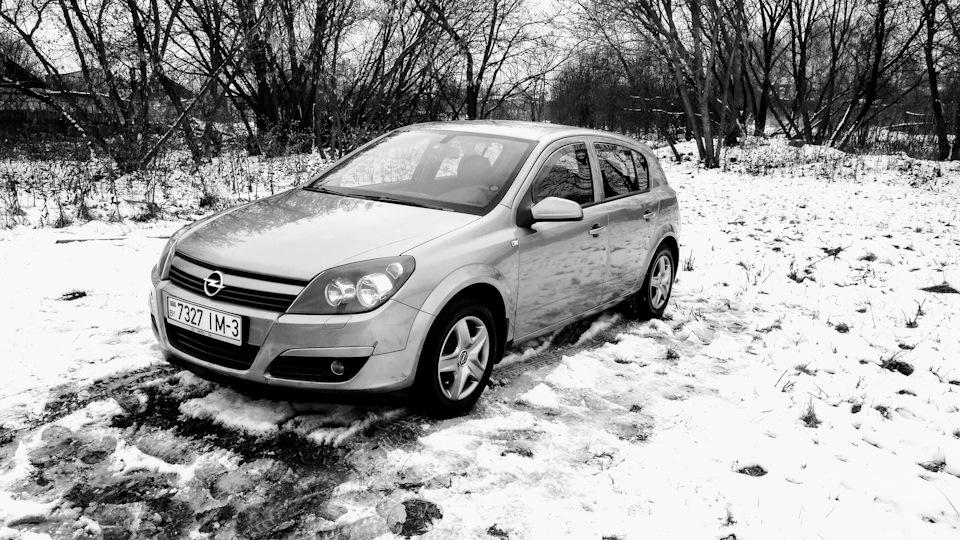 Щетки стеколоочистителей для Opel Astra H