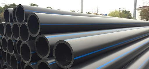 Полиэтиленовые трубы для газопровода, фитинги для электросварных труб