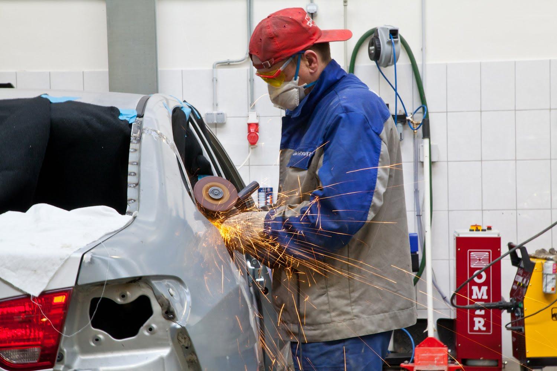 Кузовной ремонт в СТО Autoant